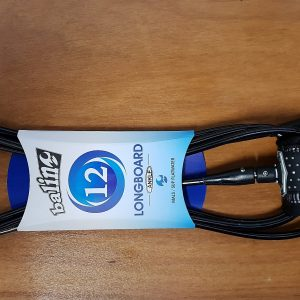 Balin 12ft Longboard Mal SUP leg rope leash Ankle Version packaged up ready for you